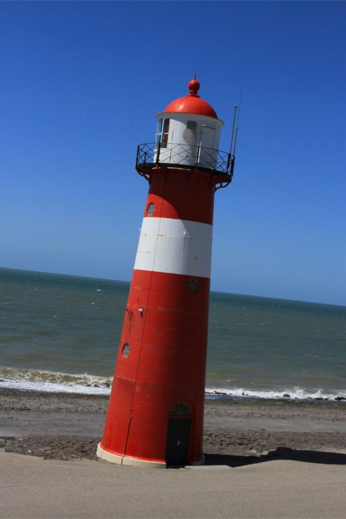 Lighthouse, Westkapelle, Zeeland, Netherlands