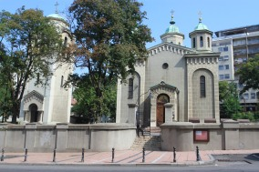 Orthodox Church, Belgrade, Serbia