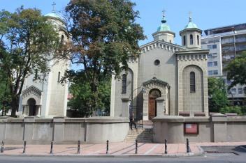 Orthodox Church, Belgrade, Serbia
