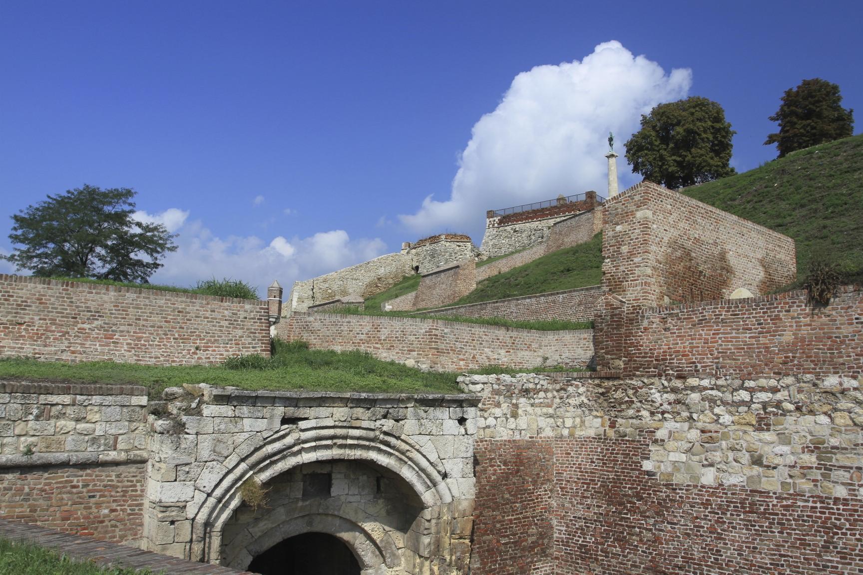 Kalemegdan Fortress Home Of Serbian Despots