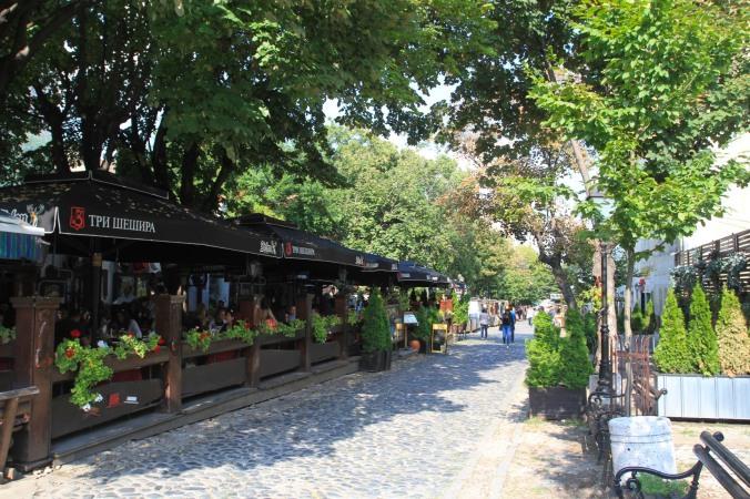 Skadar Street, Belgrade, Serbia