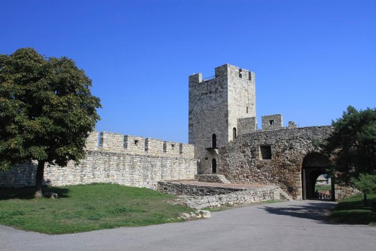 Kalemegdan Fortress, Belgrade, Serbia