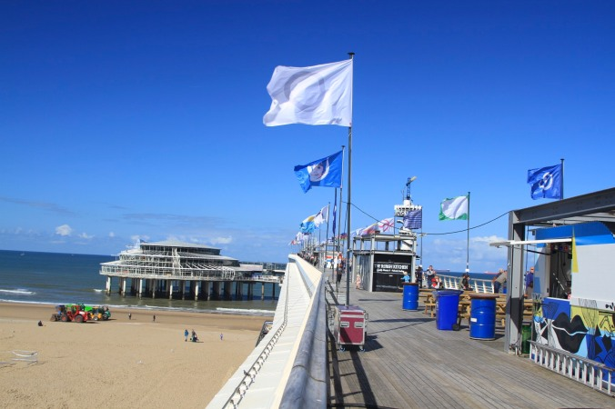 Scheveningen Pier, The Hague, Netherlands
