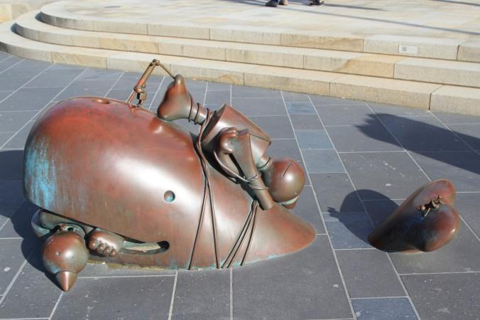 Moby Dick, Fairytales by the Sea, Scheveningen, The Hague, Netherlands