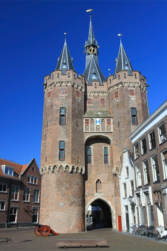 Sassenpoort, Zwolle, Netherlands