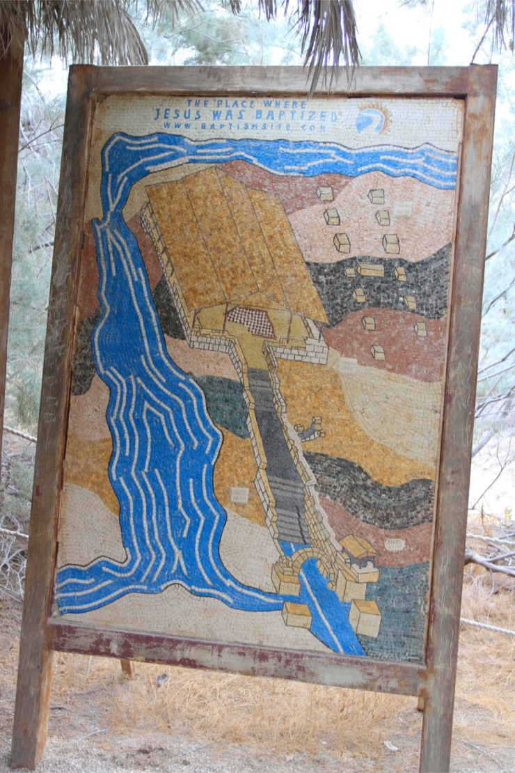 Baptismal site, Bethany Beyond the Jordan, Jordan