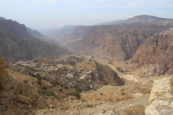 Dana Biospere Nature Reserve, Jordan