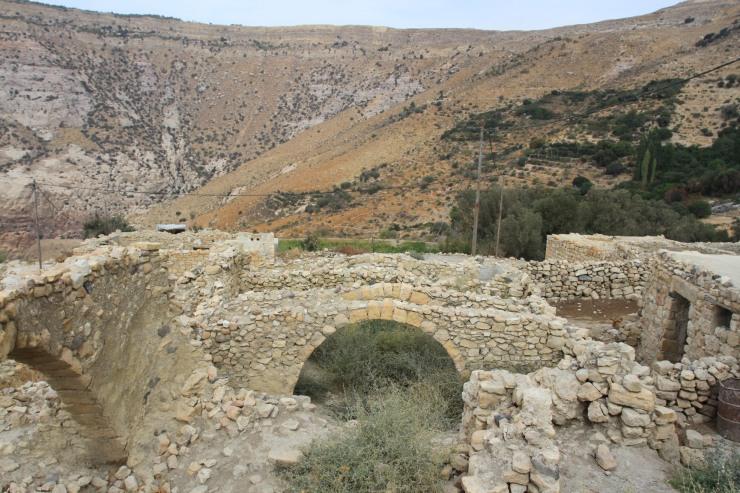 Dana village, Jordan
