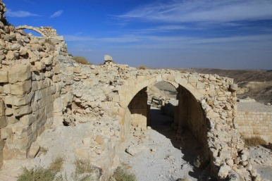 Shobak Castle, the Crusader fortress of Krak de Montreal, Jordan