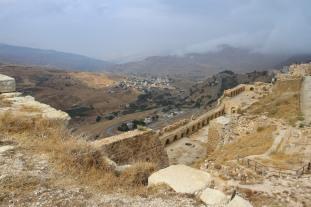 Crusader fortress of Karak, Jordan