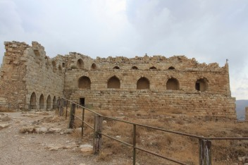 Crusader fortress of Karak, Jordan