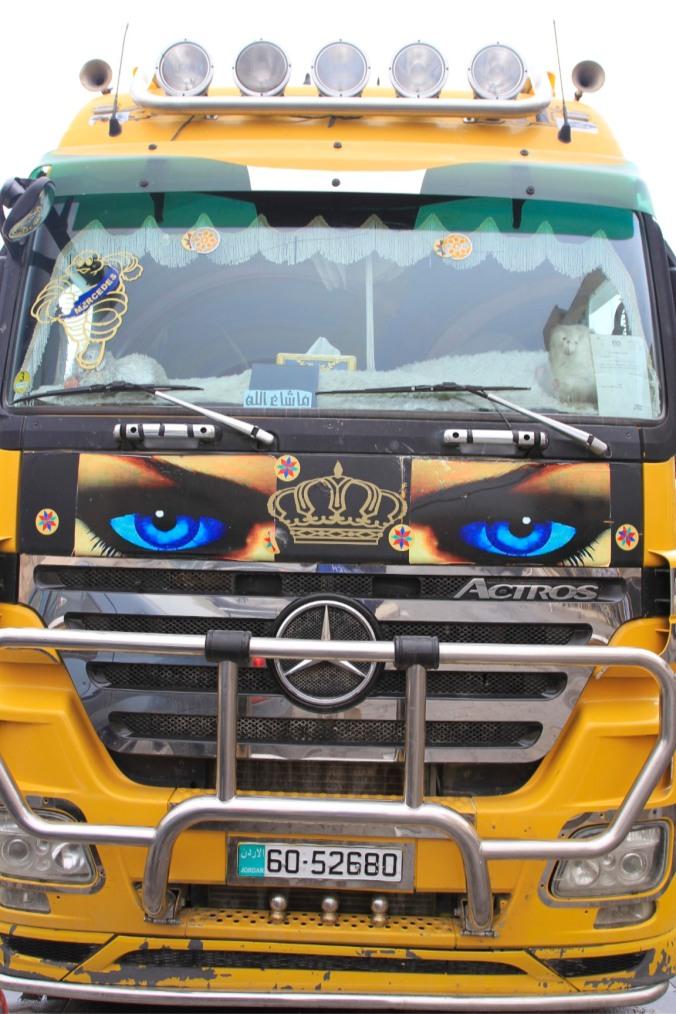 Truck, Jordan