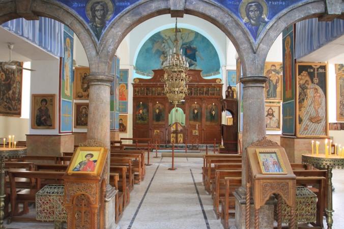 St. George's Church, Madaba, Jordan