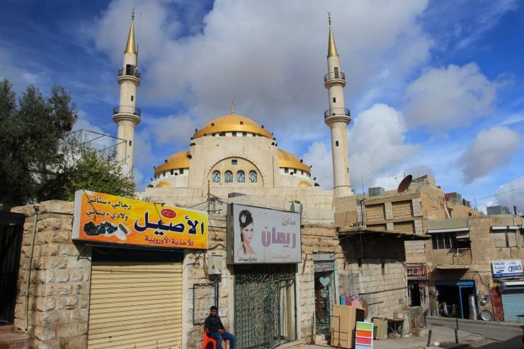Mosque, Madaba, Jordan
