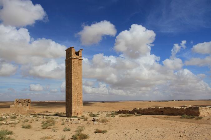 Stylites Tower, Umm er-Rasas, Jordan