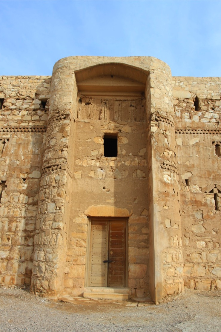 Qasr Kharana, Jordan
