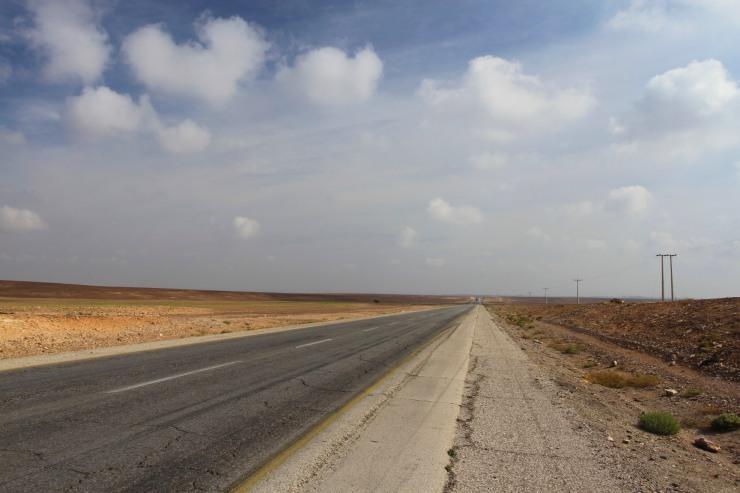 Desert Highway, Jordan