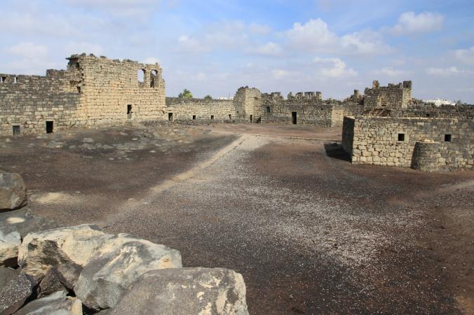 Azraq fortress, Jordan