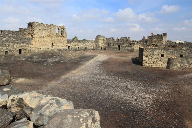 Qasr al-Azraq, Azraq, Jordan