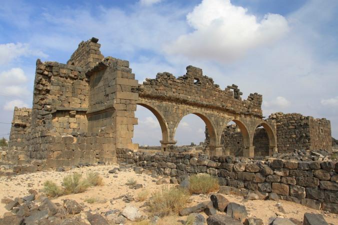 Umm al-Jimal, Jordan