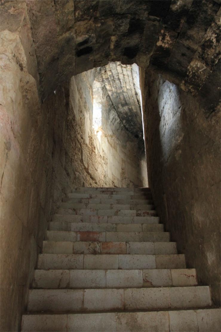 Northern Amphitheatre Jerash, Jordan