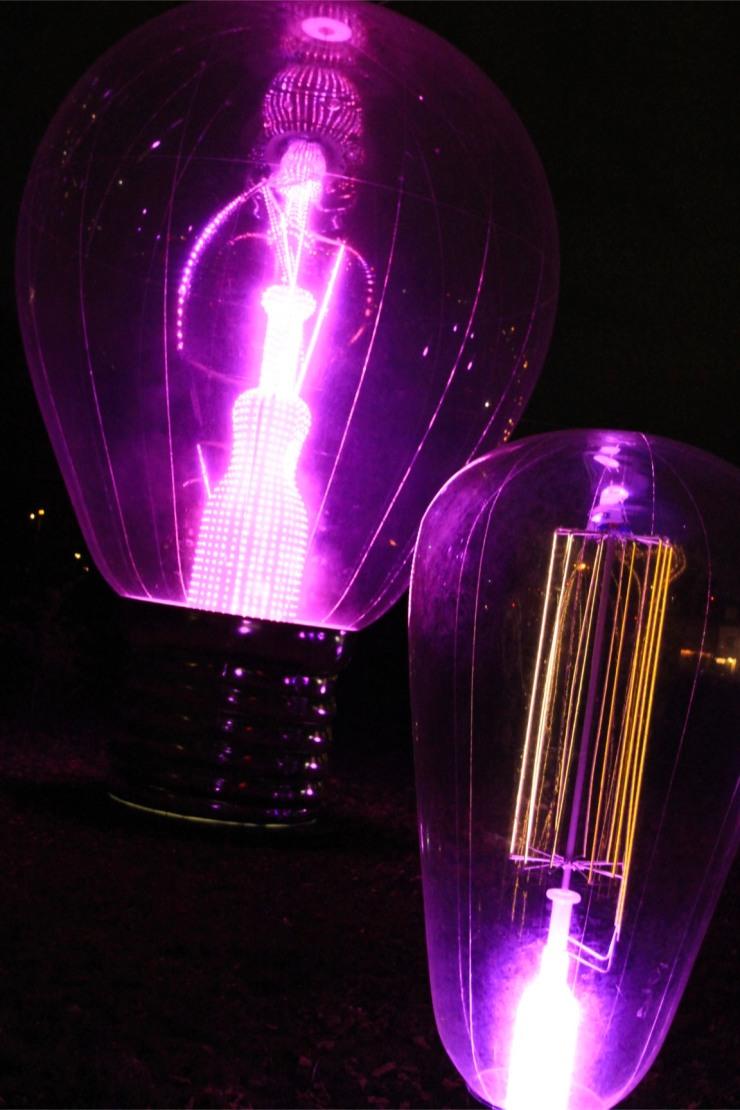 Lightbulbs, GLOW Festival, Eindhoven