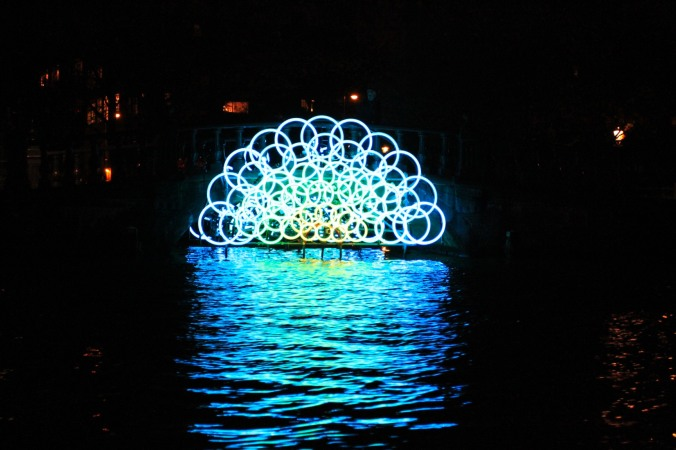 Amsterdam's Light Festival, Netherlands