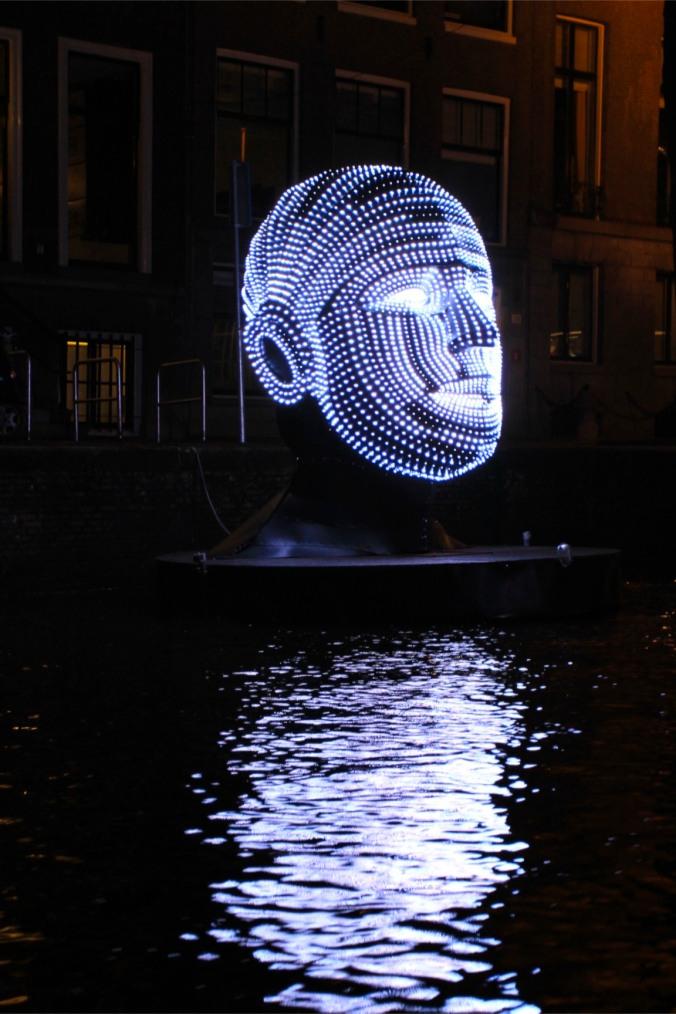 Amsterdam's Light Festival, Netherlands