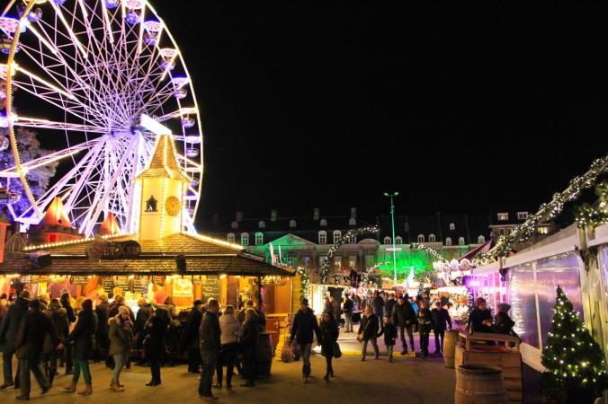 Maastricht Xmas Fair, Netherlands
