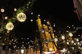 Maastricht in winter, Netherlands