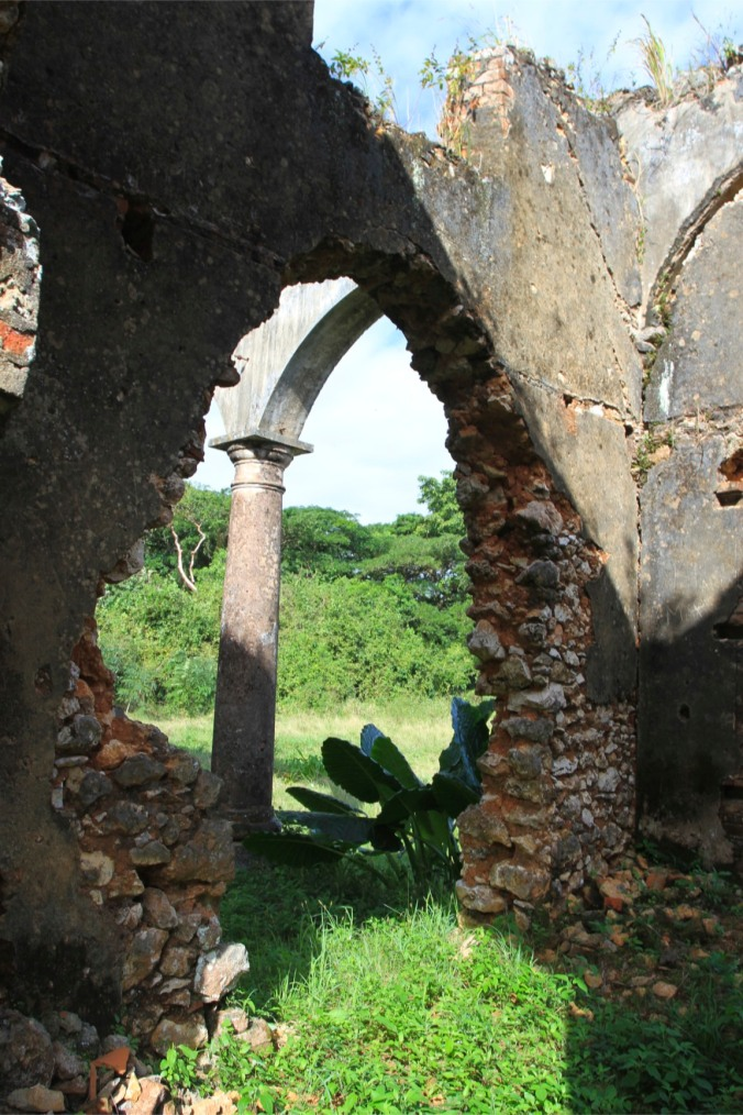 Antiguo Cafetal Angerona, Cuba