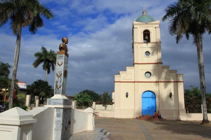 Church, Viñales, Cuba