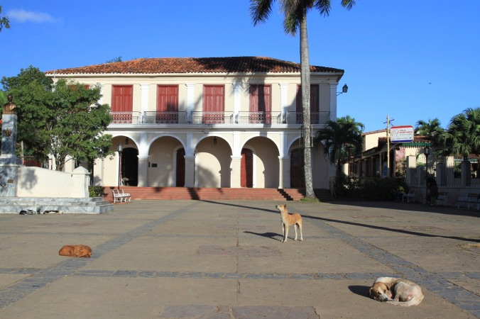 Let sleeping dogs lie, Viñales, Cuba