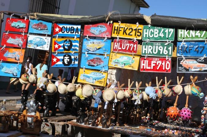 Souvenirs, Trinidad, Cuba
