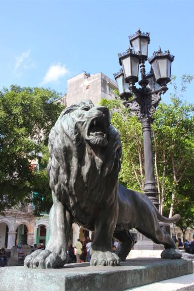 Prado, Havana, Cuba