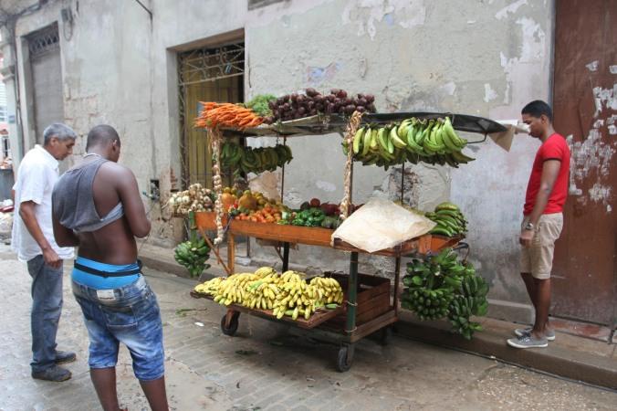 Fruit, Havana Vieja, Cuba