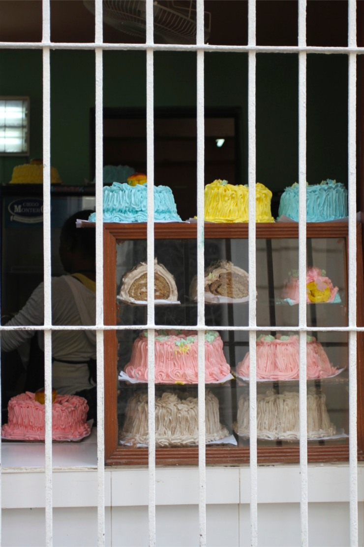 Cakes, Havana Vieja, Cuba