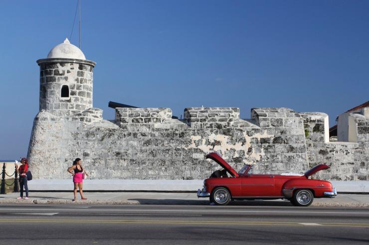 Castillo de San Salvador de la Punta, Havana, Cuba