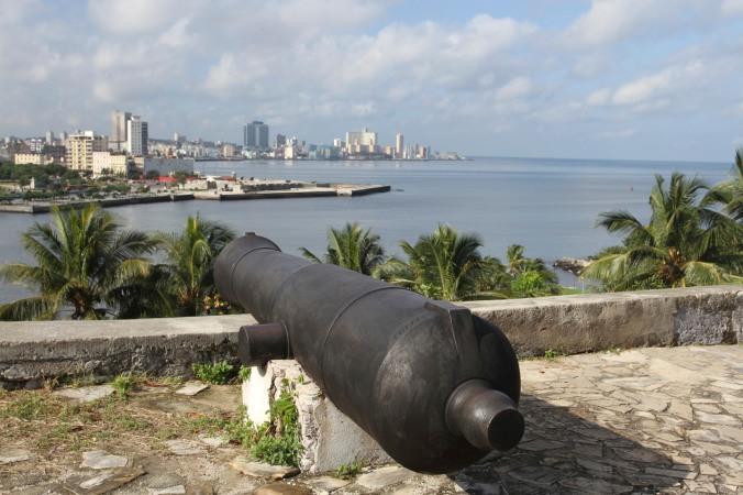 Fortaleza de San Carlos de la Cabaña, Havana, Cuba
