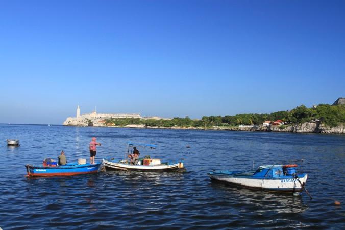 Castillo de los Tres Reyes del Morro, Havana, Cuba
