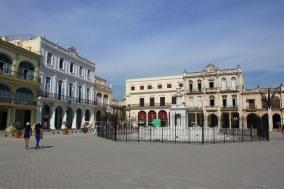 Plaza Vieja, Havana Vieja, Cuba