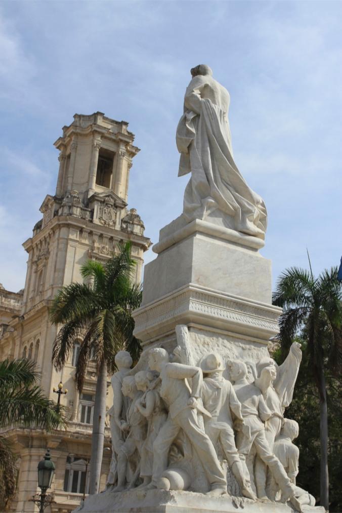 Parque Central, Havana, Cuba