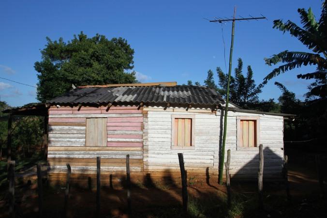 House, Valle de Silencio, Vinales