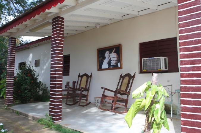 The Robaina cigar plantation, Pinar del Rio, Cuba