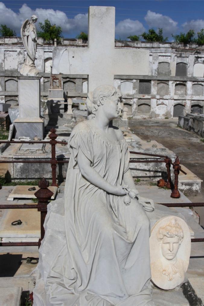 Bella Durmiente, Cemetario de la Reina, Cienfuegos, Cuba
