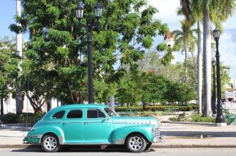 Plaza de Armas, Cienfuegos, Cuba