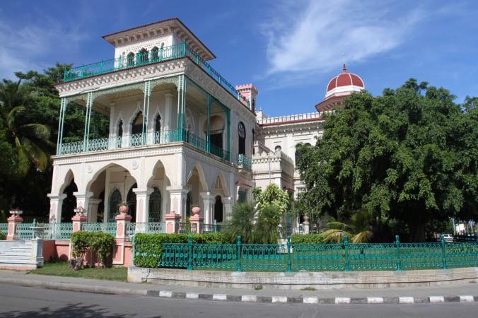Palacio de Valle, Punta Gorda, Cienfuegos, Cuba