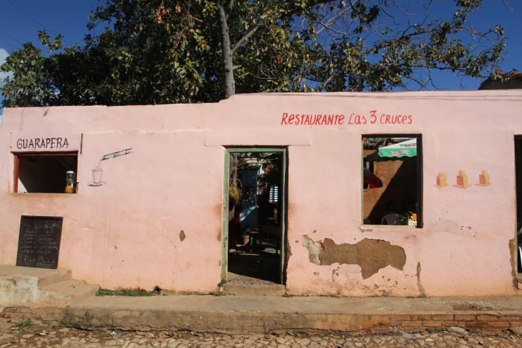 Private restaurant, Trinidad, Cuba