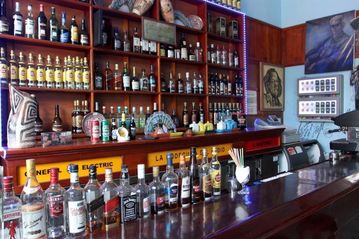 Bar in Trinidad, Cuba