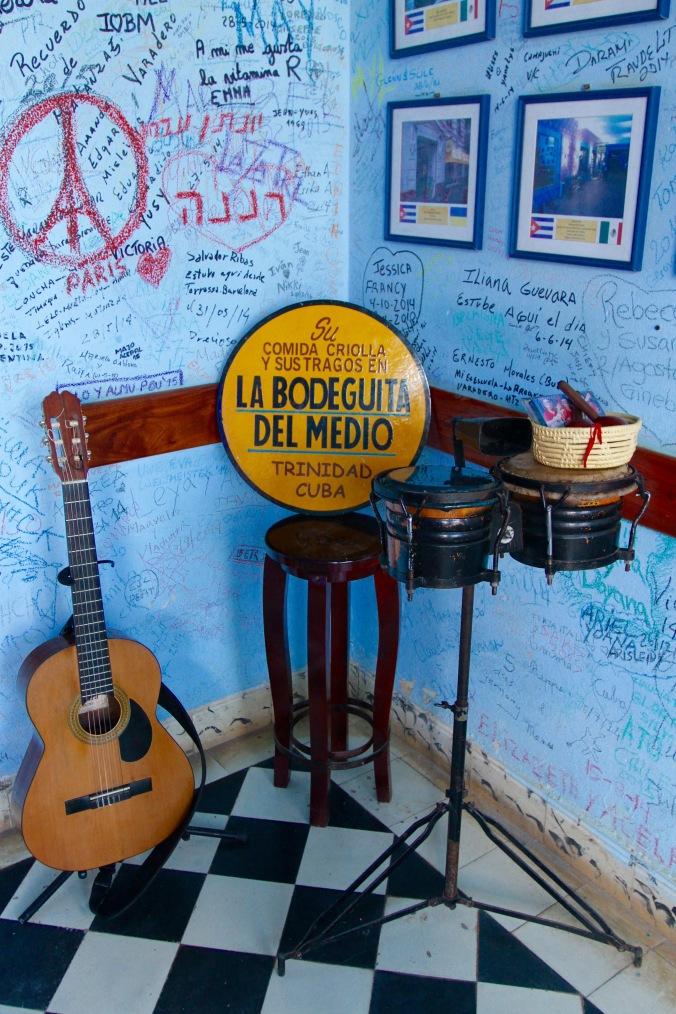 La Bodeguita del Medio, Trinidad, Cuba